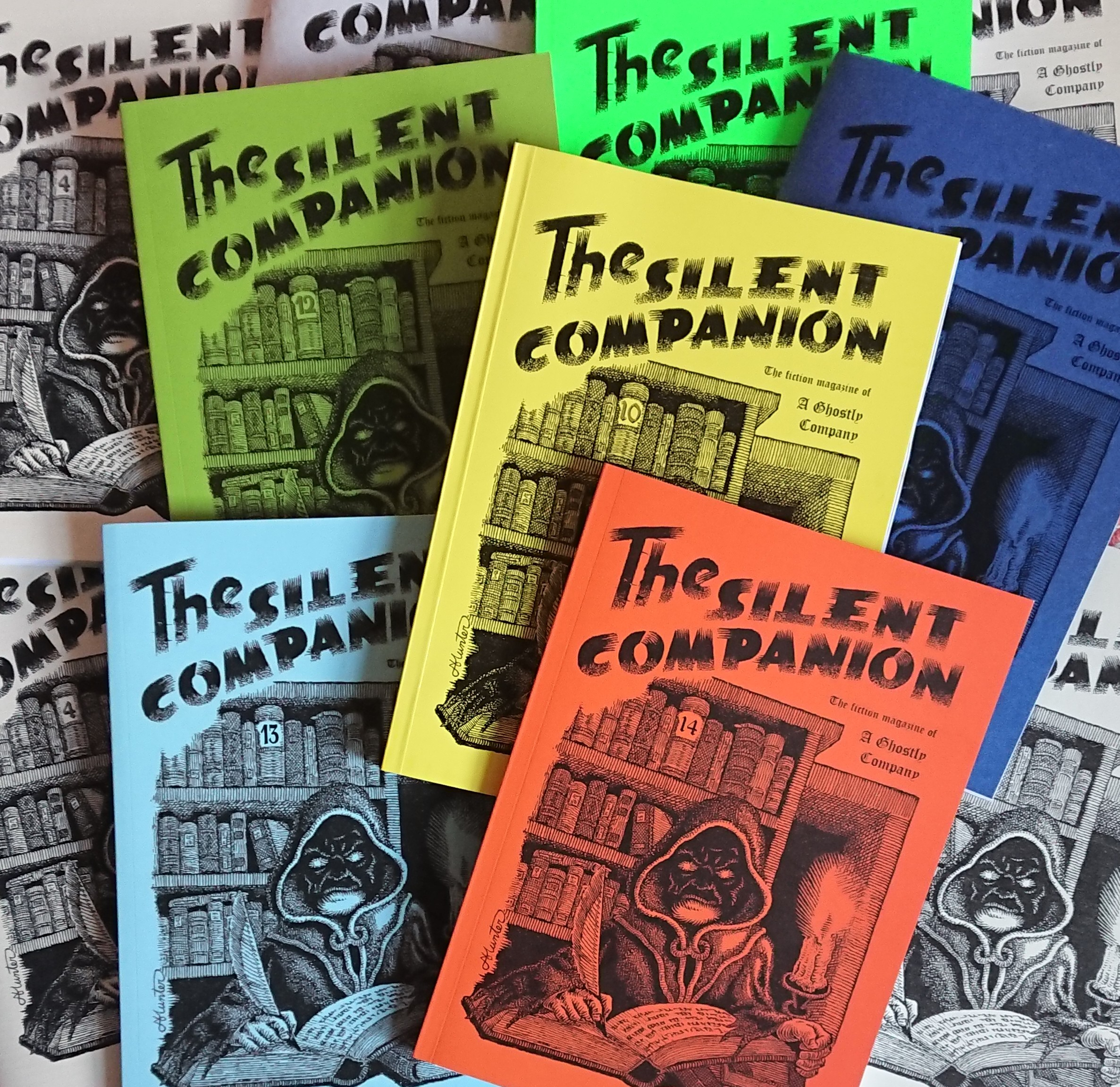 The Silent Companion Back Issues