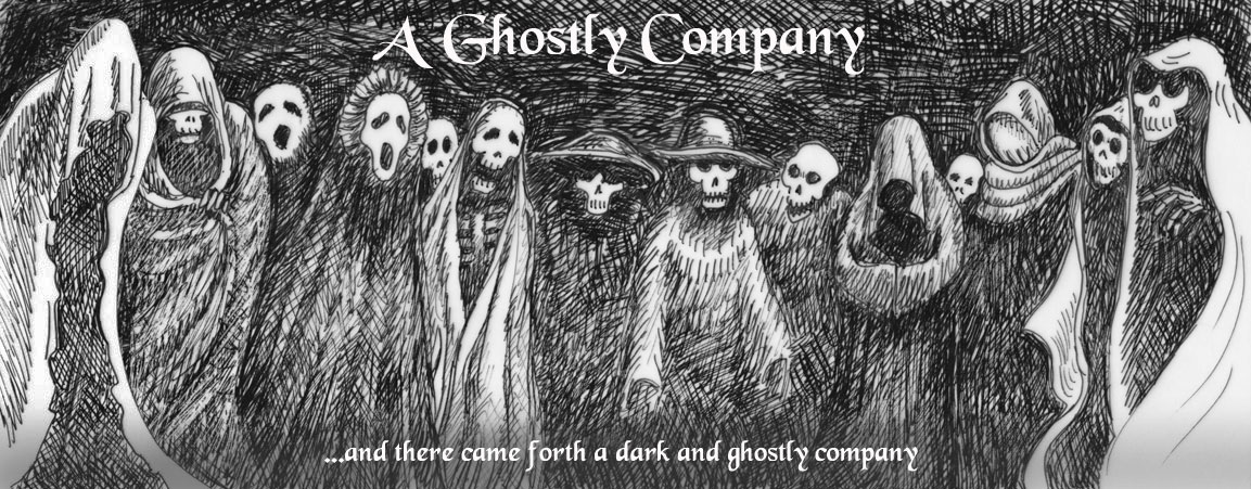 A ghostly company